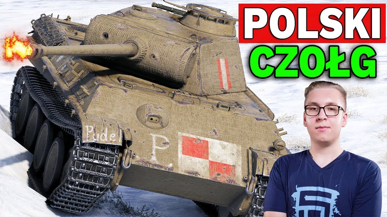 NAJLEPSZA BITWA na Polskim Czołgu – World of Tanks