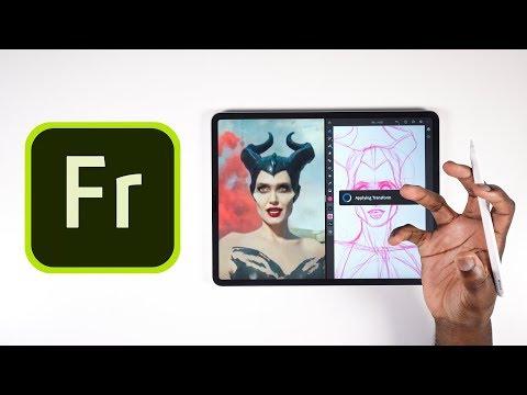 Don't Download Adobe Fresco.
