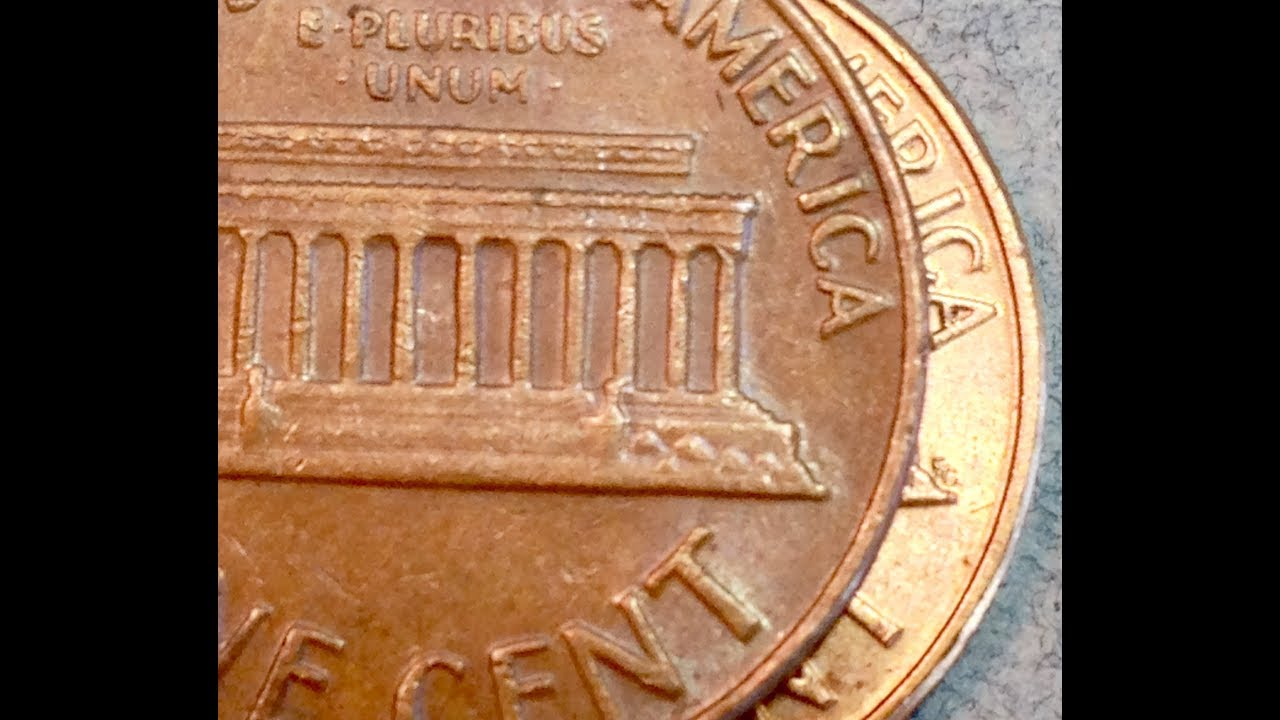Error Coin 1969 D Penny With Missing Initials Youtube