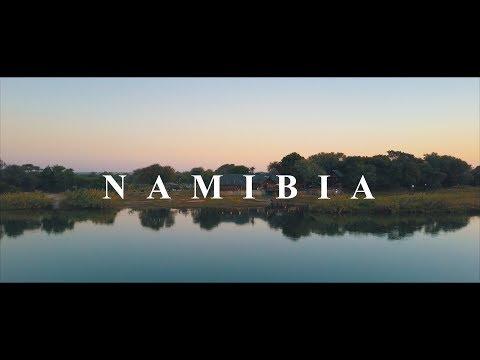 Namibia Travel (Mavic Pro)