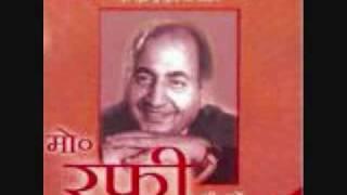 Film Pyar Ka Mausam,  Yr 1969 Song Tum Bin Jaon Kahan sad ver by Rafi sahab