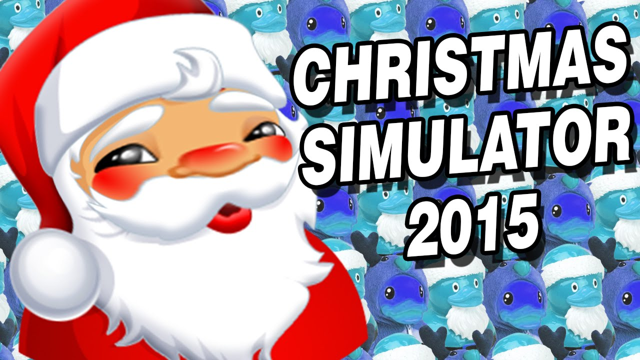 Christmas Shopping Simulator.Christmas Shopping Simulator 2015