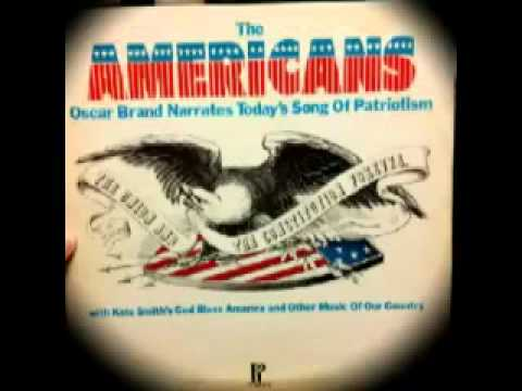Oscar Brand : The Americans Gordon Sinclair