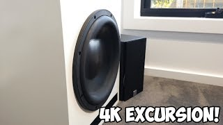 4K SUBWOOFER EXCURSION