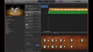 GarageBand Drums (Beginner-ish Tutorial)