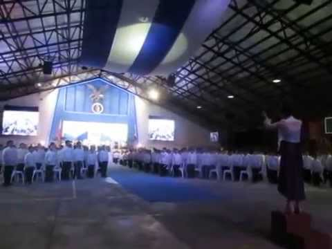 """""""A Song for Mary"""" by the youngest Graduating Batch of Ateneo Grade School 2013-2014"""