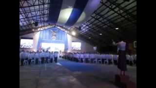 """A Song for Mary"" by the youngest Graduating Batch of Ateneo Grade School 2013-2014"