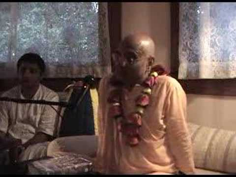 Bhakti Charu Swami Evening Lecture