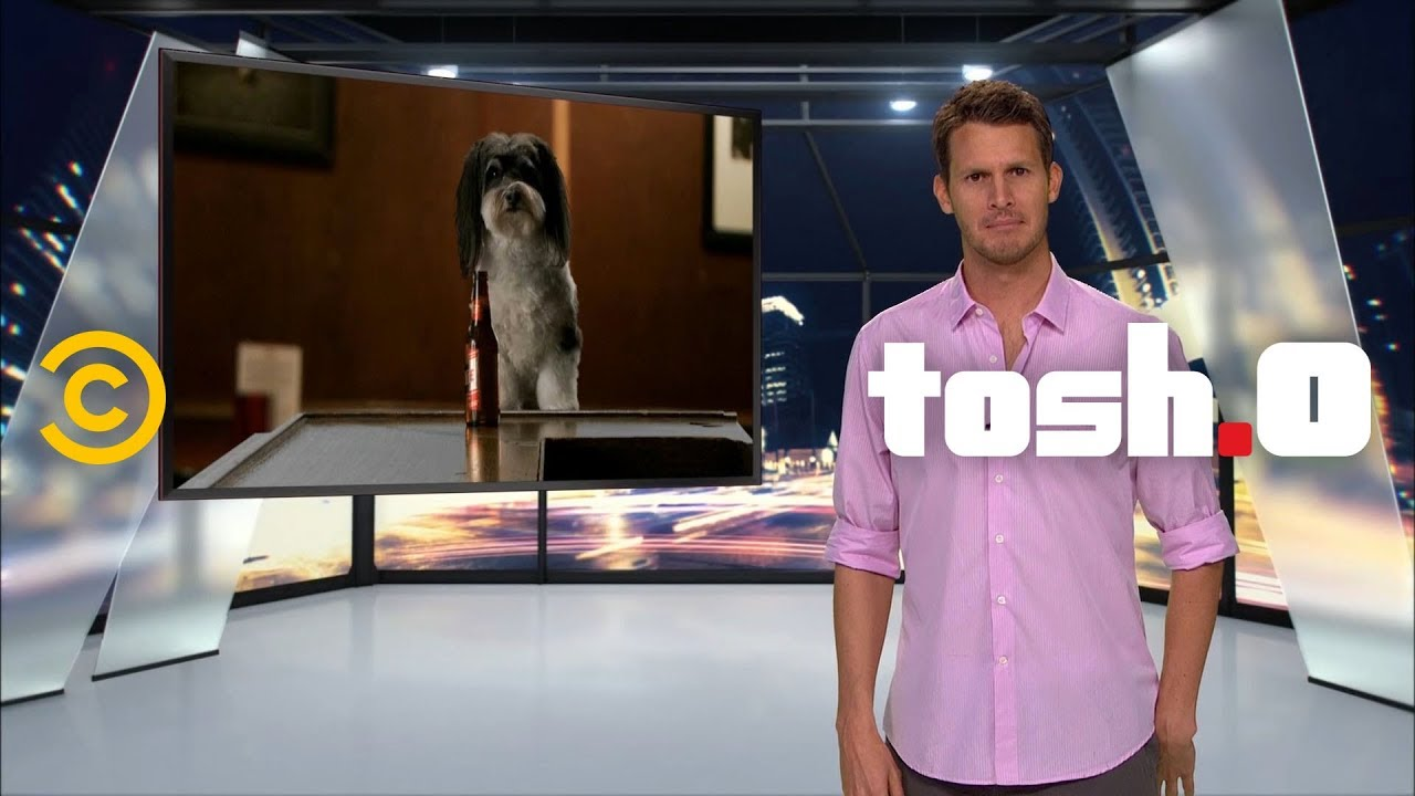 Drink Up with Daniel - Tosh.0