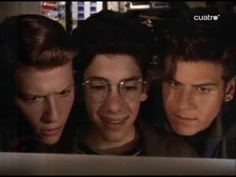 Parker Lewis nunca pierde - Español episod. 1x10 - Las viejas glorias