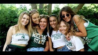 Michigan State ZTA Recruitment Video Will Make You Want to Transfer ASAP
