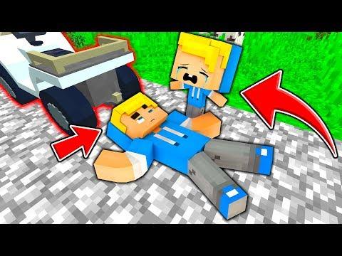 HANNO INVESTITO MIO PAPÀ! - Minecraft ITA