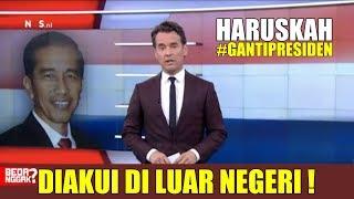 Kasihan Dicaci Rakyatnya! Inilah 5 Media International Memberikan Pujian Kepada Presiden Jokowi