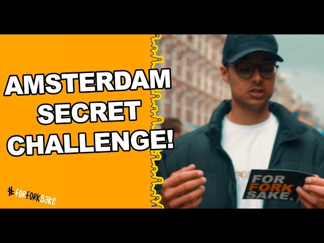 EPISODE #3 Amsterdam Street Food Challenge - MUNCHIES IN AMSTERDAM
