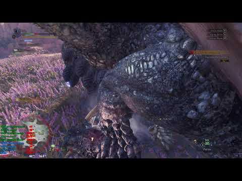 Monster Hunter World HD textures pack performance , 4k 60fps HDR PC