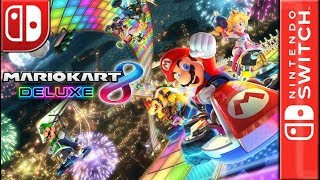 Longplay of Mario Kart 8 Deluxe
