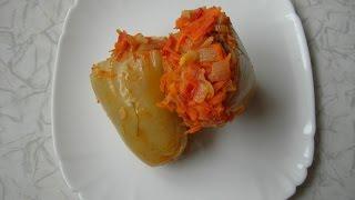 Постный рецепт перца фаршированного капустой(Мой сайт: http://www.povarvideo.ru Мой канал в Youtube: https://www.youtube.com/channel/UCu80-QmmDQB-cfACm-Gz5_w Рецепт приготовления ..., 2016-03-25T09:27:03.000Z)