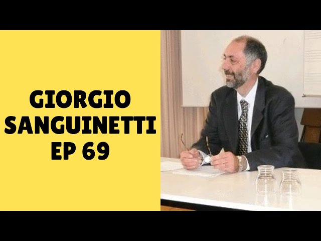 The Art of Partimento with Giorgio Sanguinetti