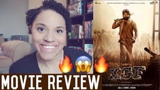 Gambar cover KGF- Chapter 1 | Movie Review + Spoiler Discussion