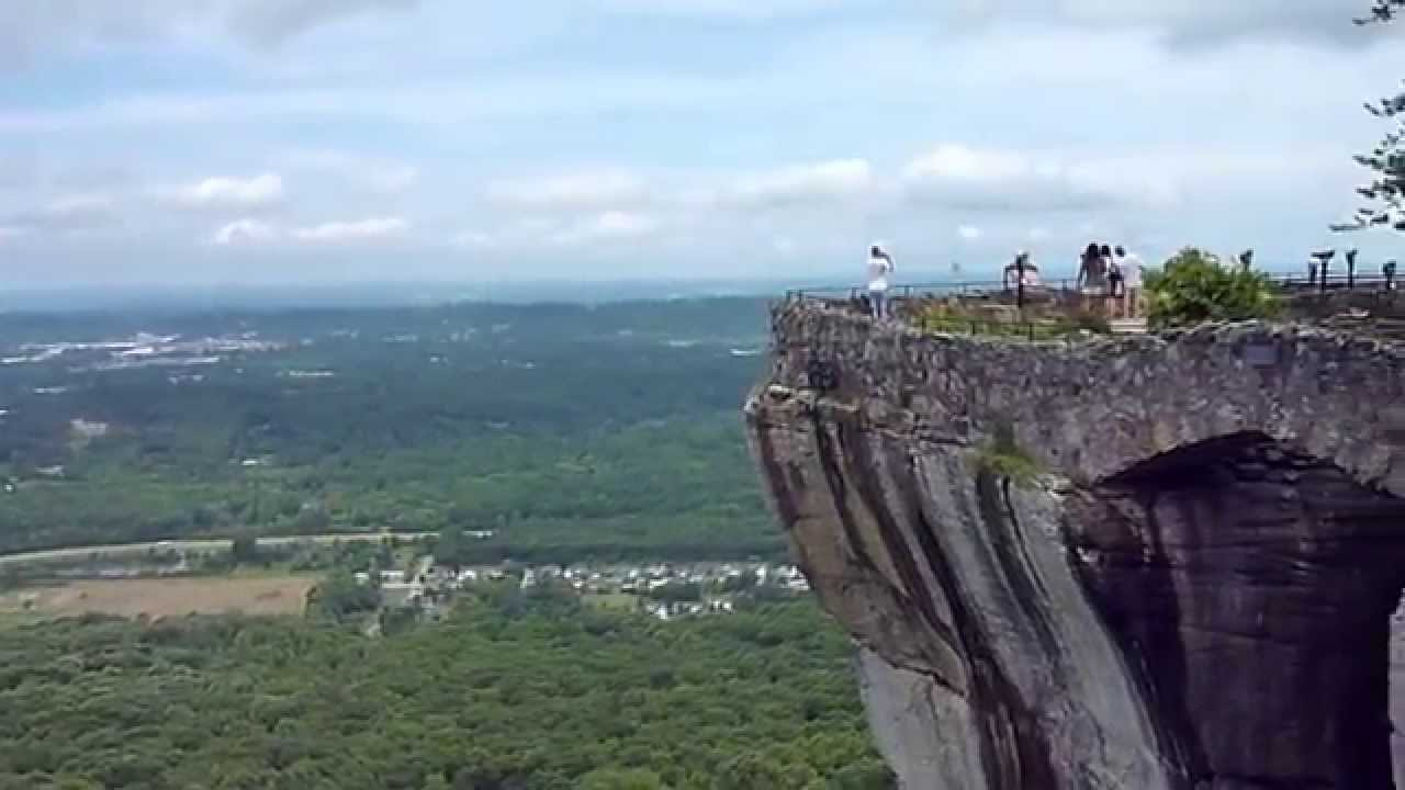 Rock City Chattanooga Tennessee Youtube
