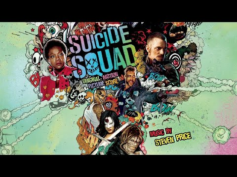 Suicide Squad Original Motion Picture Score