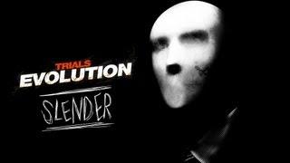 Trials Evolution - IN CASE OF SLENDER MAN, BREAK CHAIRS!