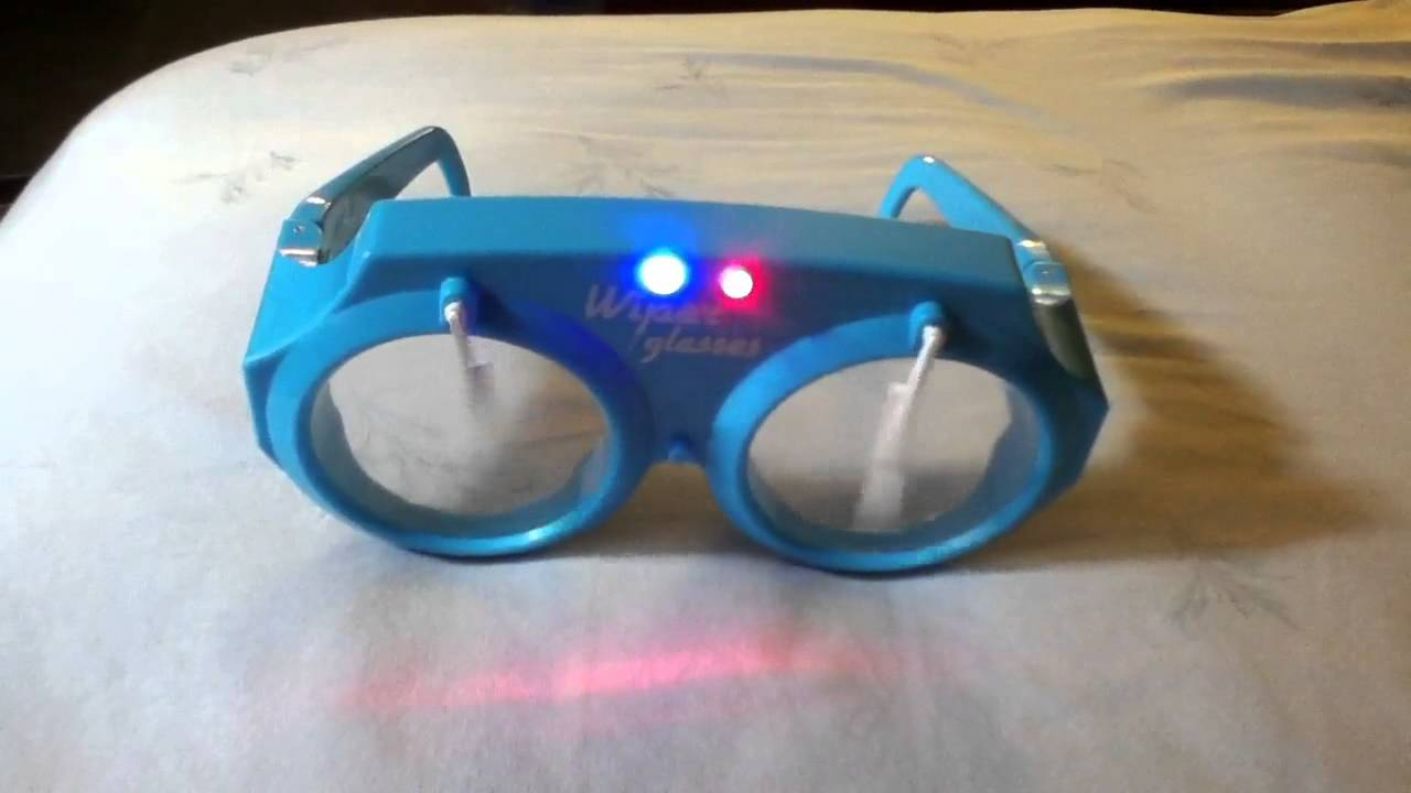 Flashing Lights Vision