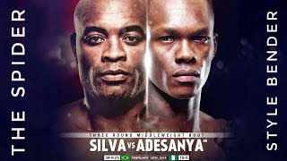 Israel Adesanya vs Anderson Silva |UFC 234 |Promo