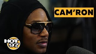 Cam'ron Opens Up On Career, Beefs & Relationships During First Interview w/ Ebro in the Morning