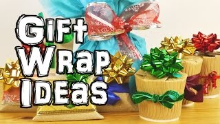 Ultimate Gift Wrapping Ideas - Christmas