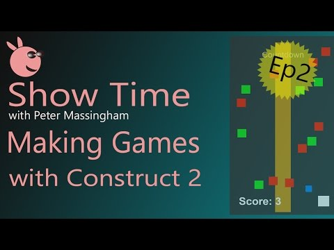Beat the clock in this Construct 2 online game
