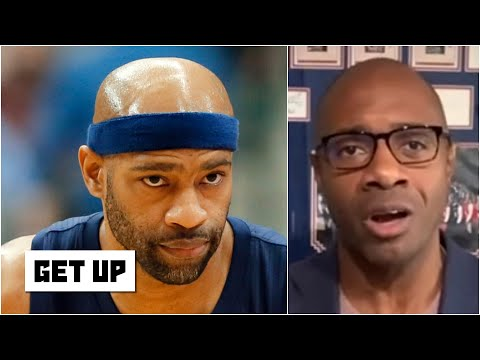 If you question Vince Carter as a Hall of Famer, get out of here - Jay Williams | Get Up