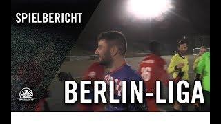SV Sparta Lichtenberg – SD Croatia (17. Spieltag, Berlin-Liga)
