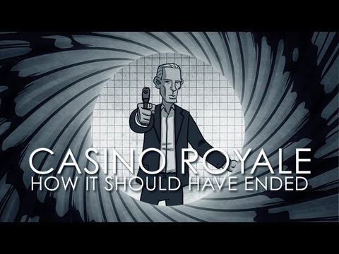 How Casino Royale Should Have Ended