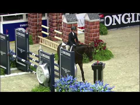 Taylor St Jacques and Di Samorano  WIHS Equitation Finals