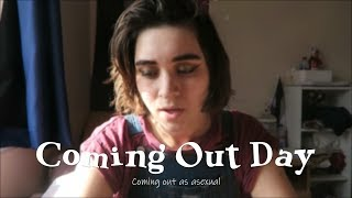 Coming Out Day (coming out as asexual story)