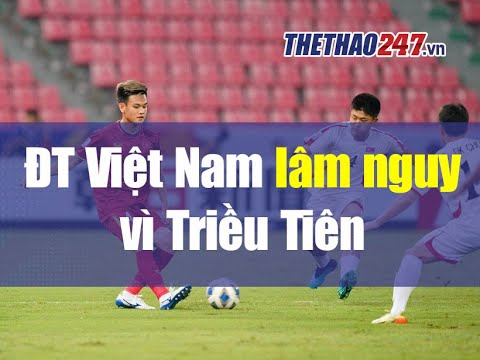 Rút lui khỏi vòng loại World Cup 2022, Triều Tiên khiến đội tuyển Việt Nam lâm nguy