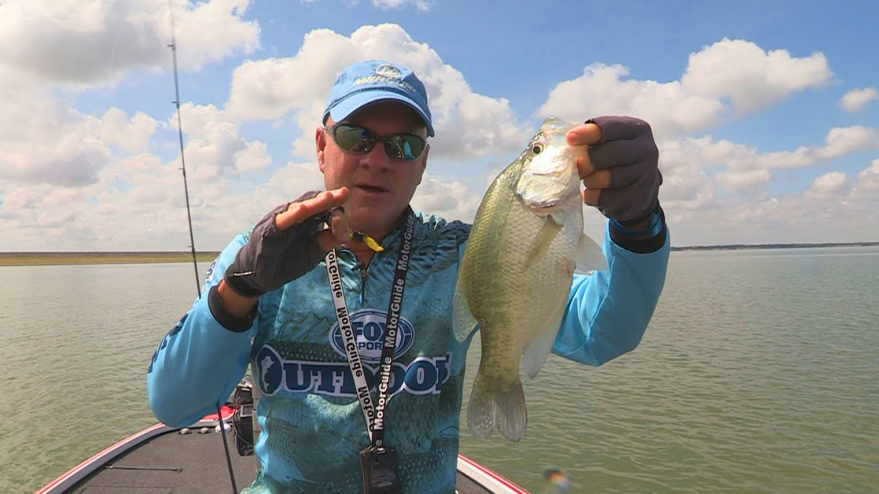 fox sports outdoors southwest 26 2016 granger lake