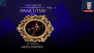 Tere Ishq Nachaya - Abida Parveen (Album: Swar Utsav)