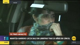 Todo Se Sabe │Terrorista Maritza Garrido Lecca sale de prisión