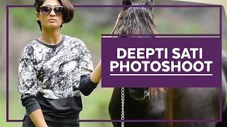 Deepti Sati (Photoshoot) - Page 3 - Kappa TV