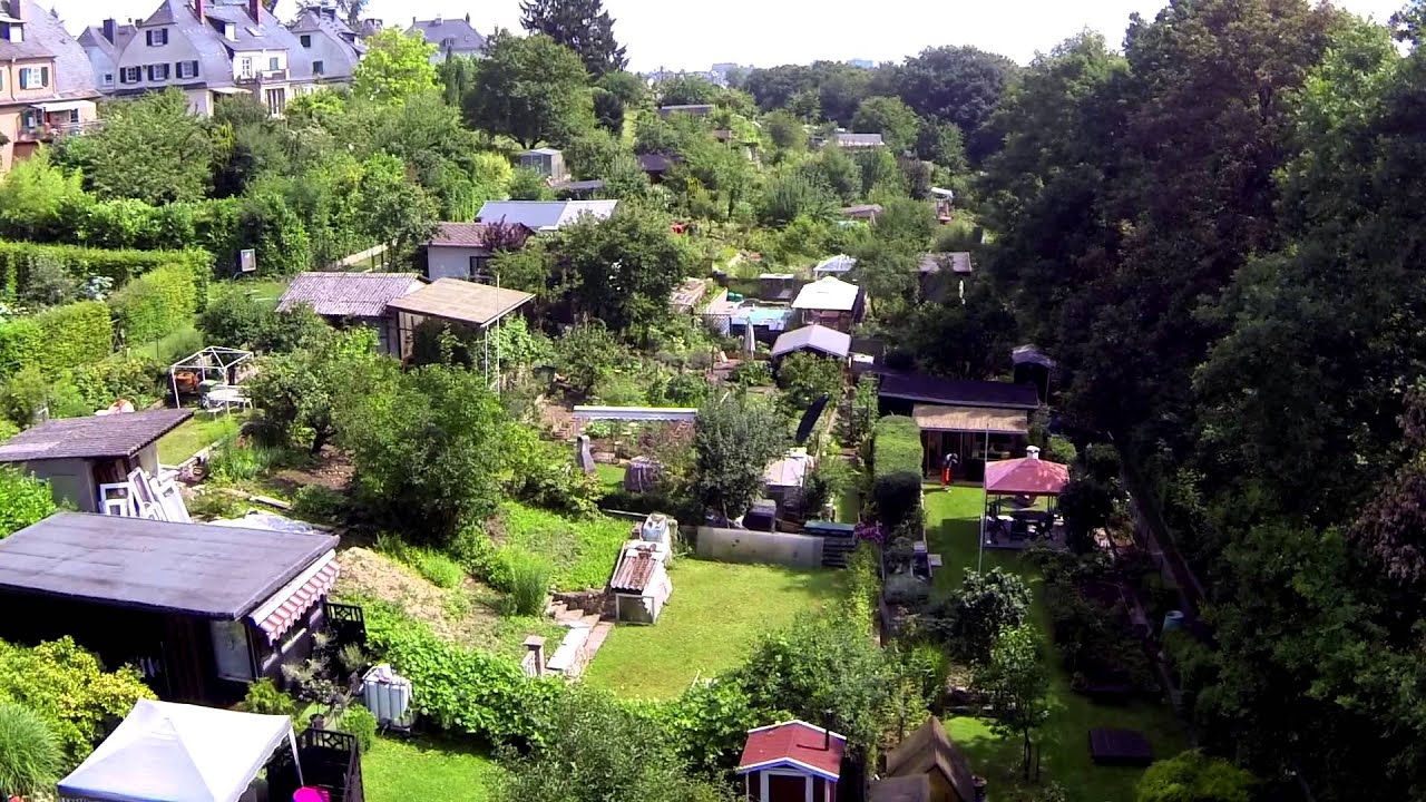 Flugfilm Kleingartenverein Wiesbaden Und Umgebung Ev Youtube
