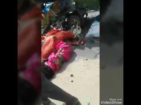 Sarai road accident hajipur