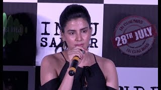 Madhur and his team did a lot of research for my look in Indu Sarkar  says Kirti Kulhari