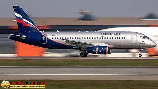 Предварительный отчет МАК о катастрофе с самолетом Сухой Суперджет 100 SSJ-100