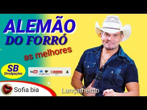 CD ALEMÃO DO FORRÓ É SHOW 2019.