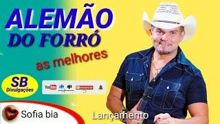 Baixar CD ALEMÃO DO FORRÓ É SHOW 2019.
