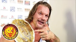 Jericho takes the IC title in evil fashion!! Could EVIL be the only suitable challenger?
