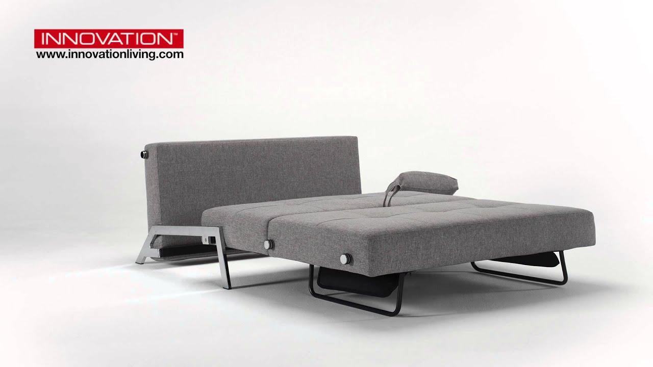 innovation cubed 140 schlafsofa produktvorstellung. Black Bedroom Furniture Sets. Home Design Ideas