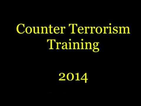 2014 Metro Transit Police Training